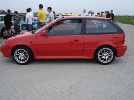 Suzuki Swift II 1989 - 1995 Cabriolet #6