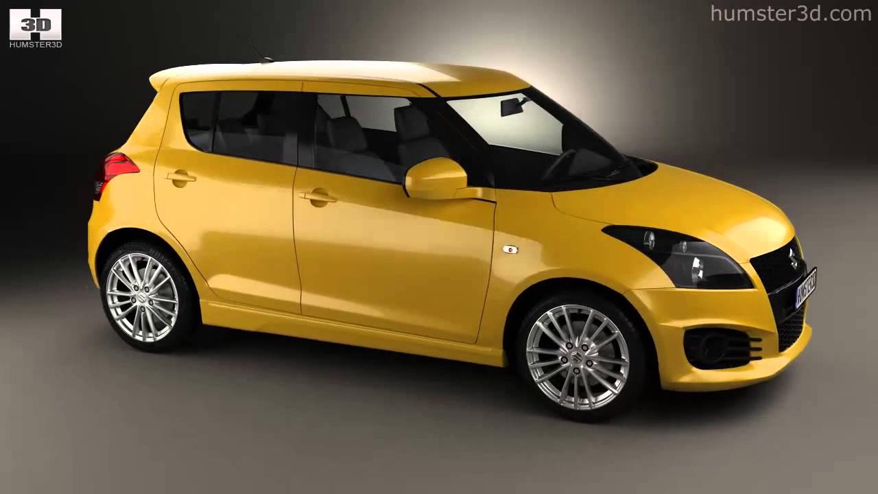 Suzuki Swift IV Restyling 2013 - now Hatchback 3 door #3
