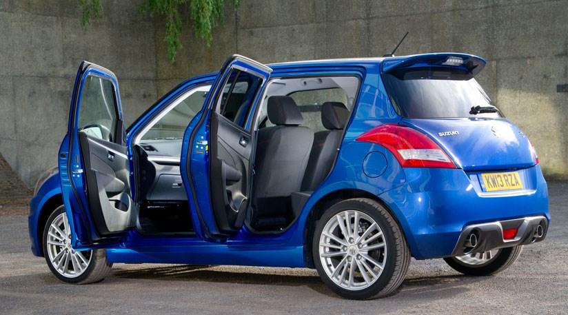 Suzuki Swift IV Restyling 2013 - now Hatchback 3 door #1