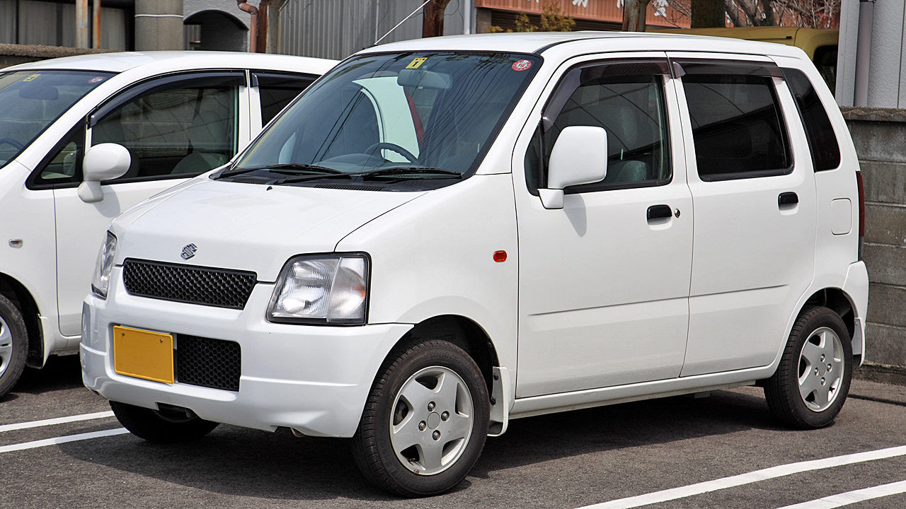 Suzuki Wagon R I 1993 - 1998 Hatchback 5 door #4