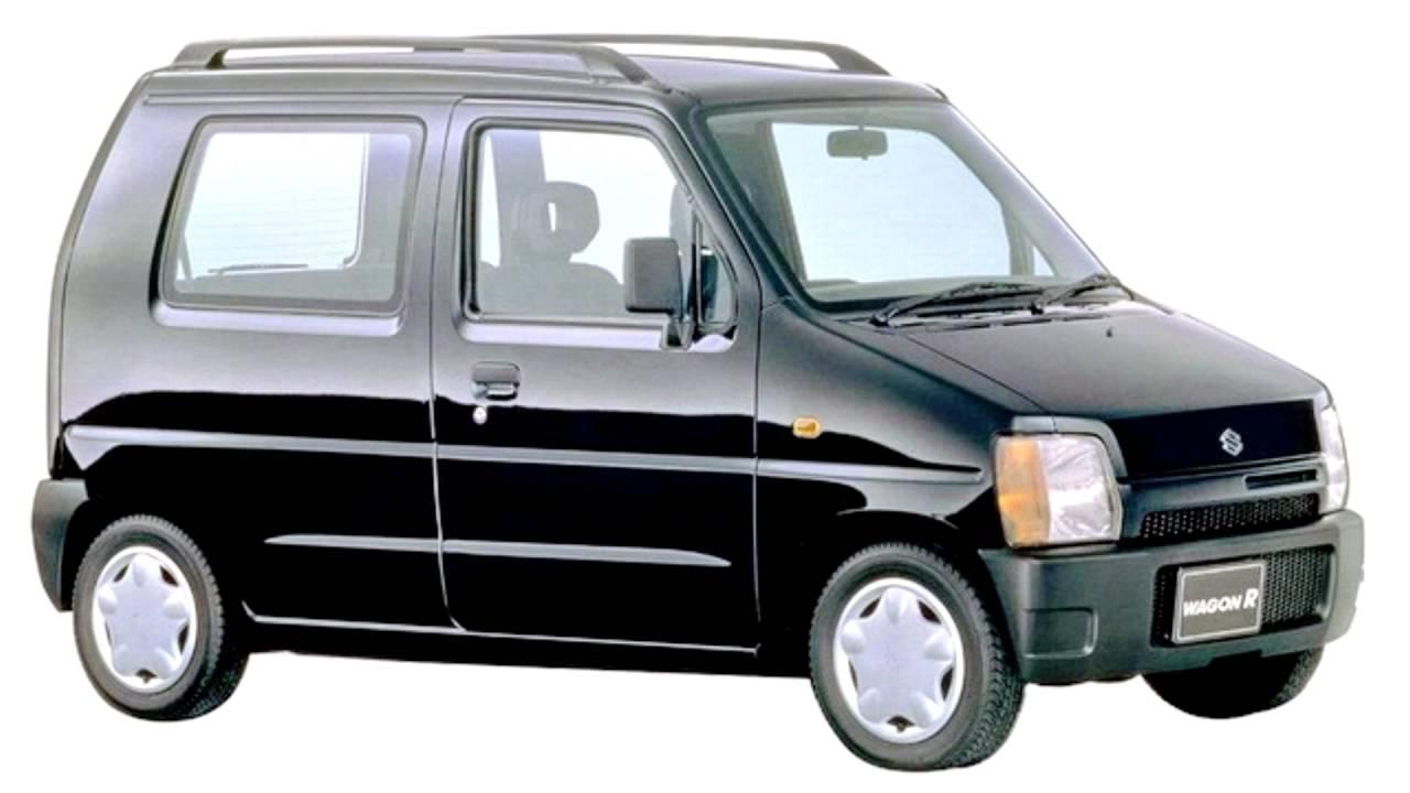 Suzuki Wagon R III 2003 - 2008 Hatchback 5 door #7
