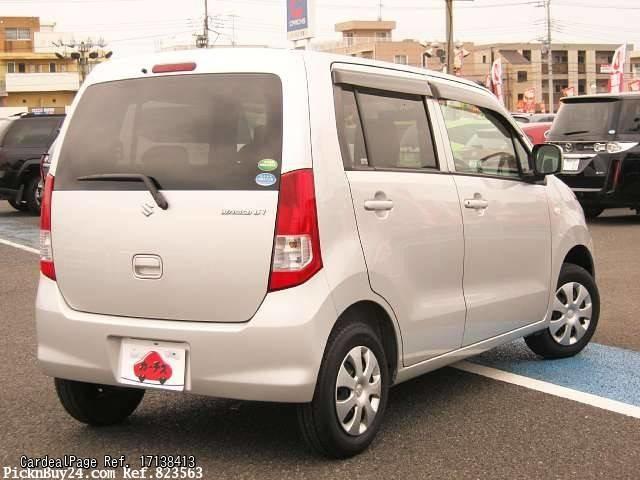 Suzuki Wagon R IV 2008 - 2012 Hatchback 5 door #3