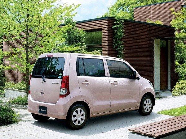 Suzuki Wagon R IV 2008 - 2012 Hatchback 5 door #1
