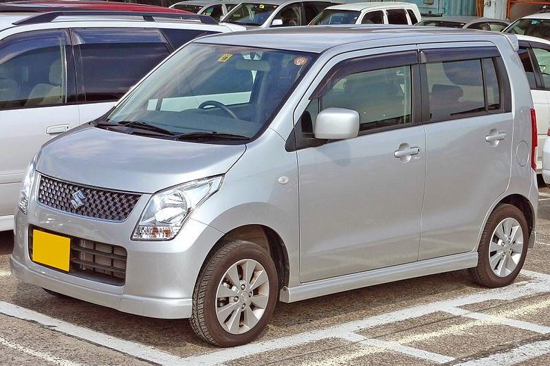 Suzuki Wagon R IV 2008 - 2012 Hatchback 5 door #2