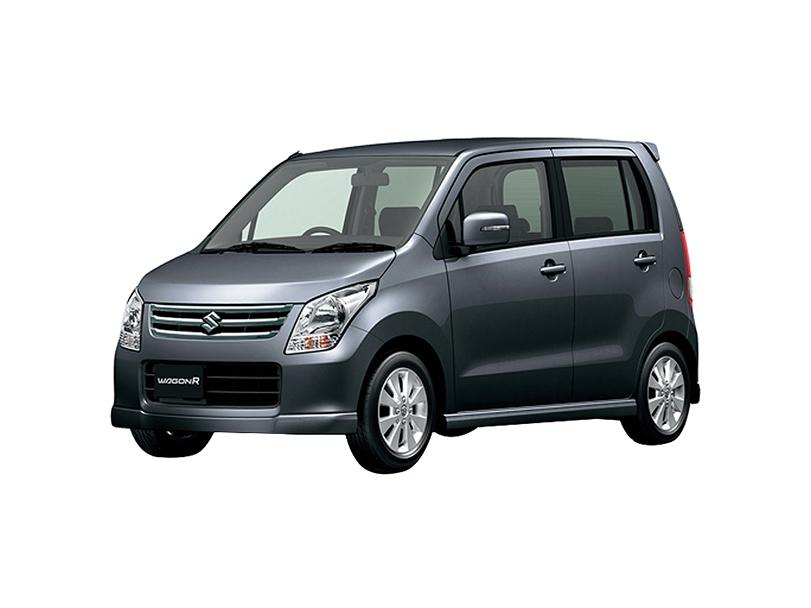Suzuki Wagon R IV 2008 - 2012 Hatchback 5 door #5