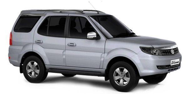TATA Safari I 1997 - now SUV 5 door #5