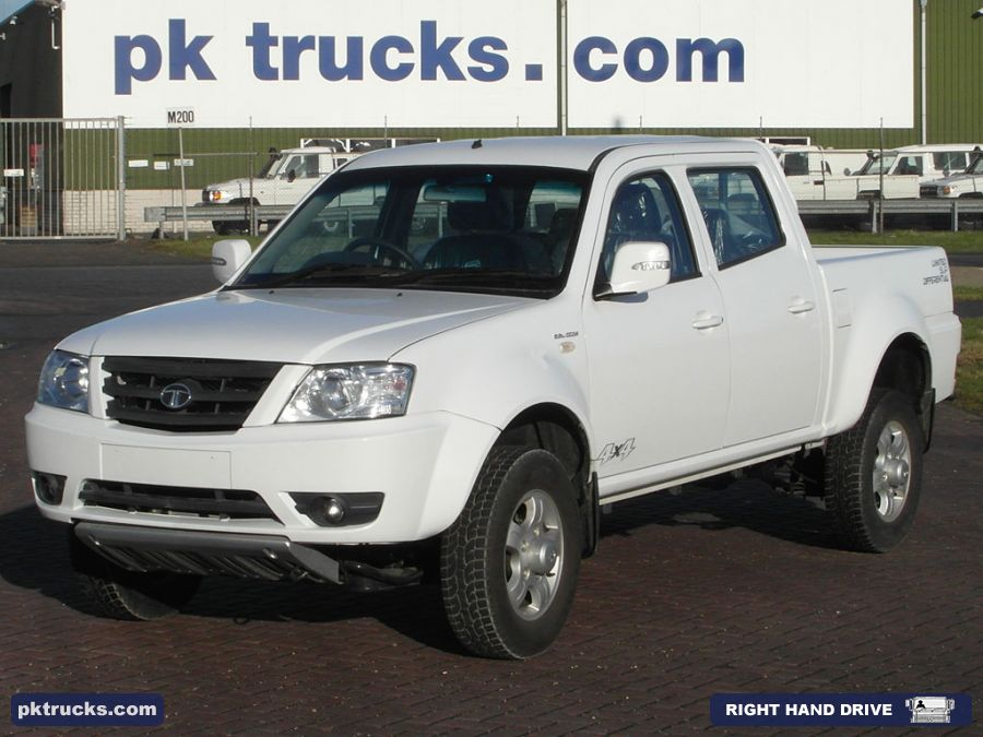 TATA Xenon 2007 - now Pickup #1