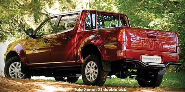 TATA Xenon 2007 - now Pickup #2