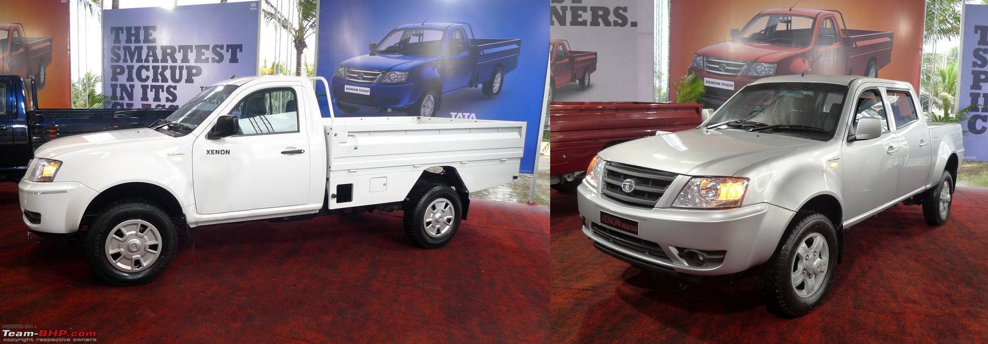 TATA Xenon 2007 - now Pickup #5