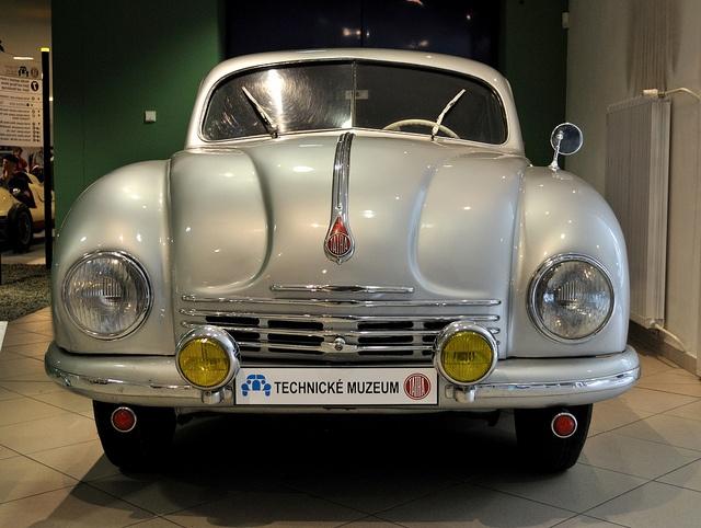 Tatra 57 1932 - 1949 Sedan 2 door #4