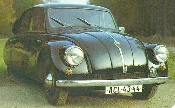 Tatra 57 1932 - 1949 Sedan 2 door #3