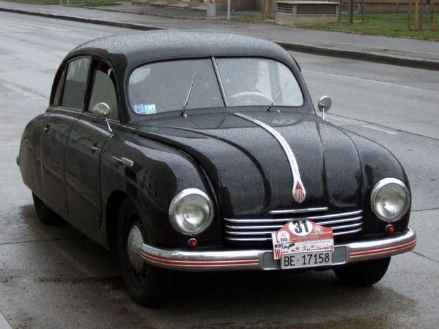 Tatra 57 1932 - 1949 Sedan 2 door #2