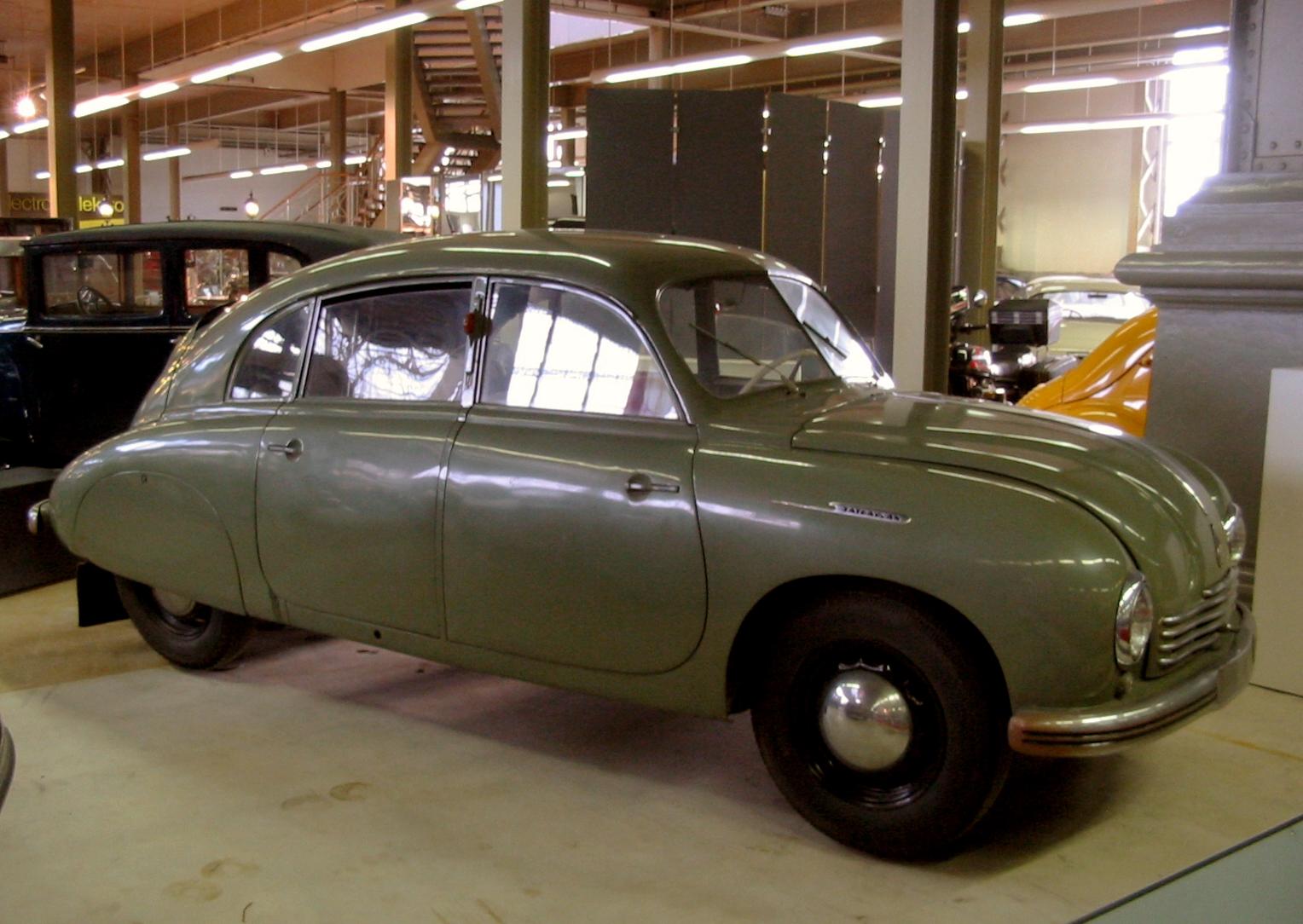 Tatra 57 1932 - 1949 Sedan 2 door #1