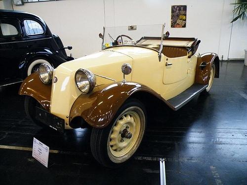 Tatra 57 1932 - 1949 Sedan 2 door #8