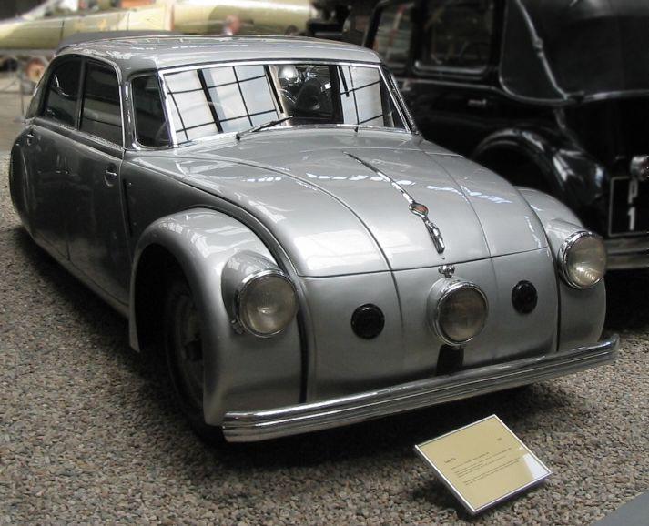 Tatra 77 1934 - 1938 Sedan #8