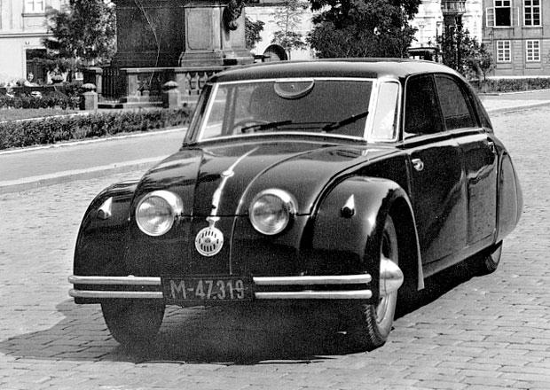 Tatra 77 1934 - 1938 Sedan #1