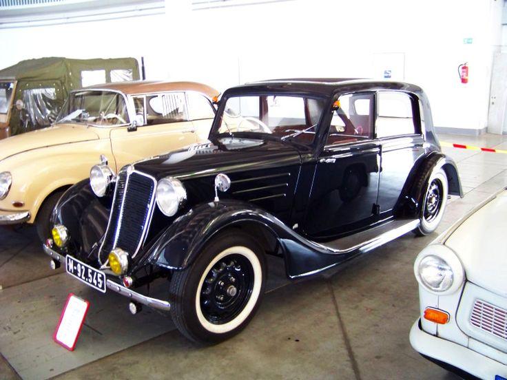 Tatra 80 1931 - 1935 Cabriolet #1