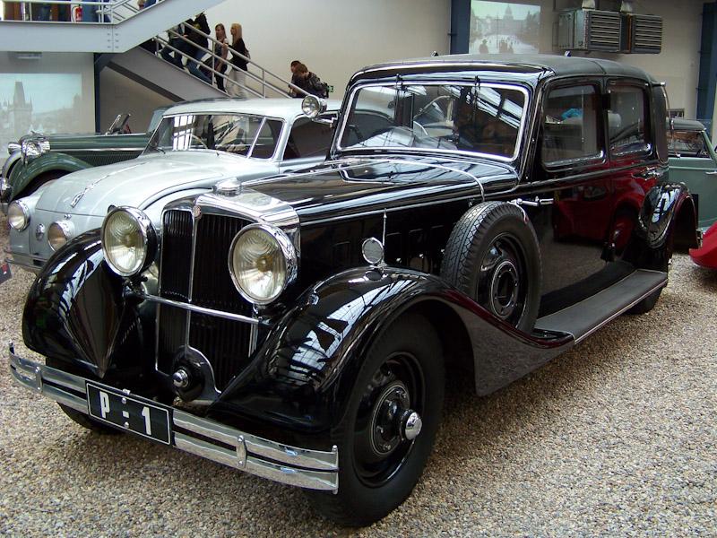 Tatra 80 1931 - 1935 Cabriolet #6