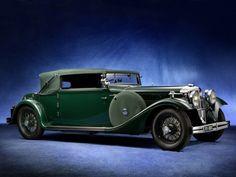 Tatra 80 1931 - 1935 Cabriolet #8