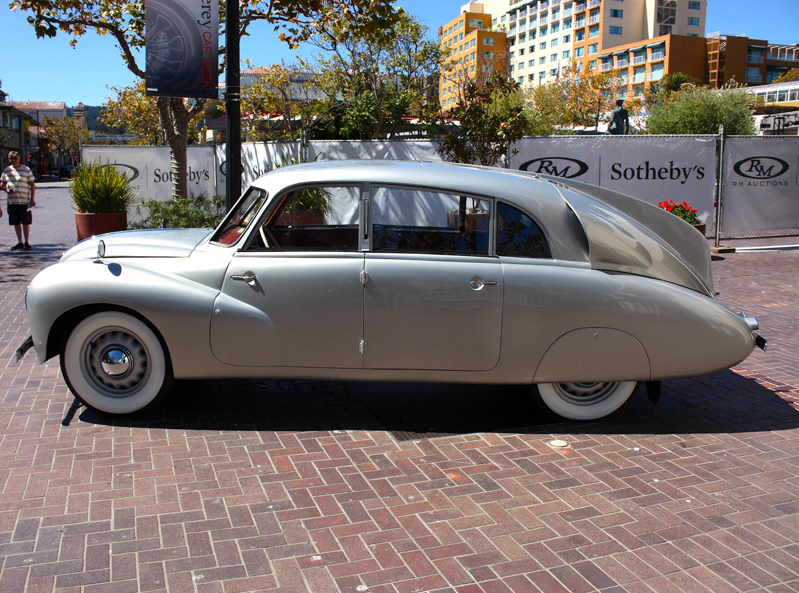 Tatra 87 1936 - 1950 Sedan #4