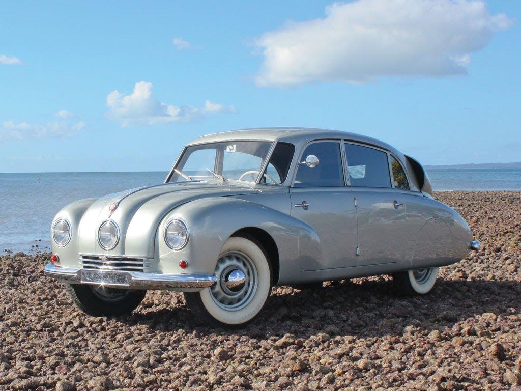 Tatra 87 1936 - 1950 Sedan #2