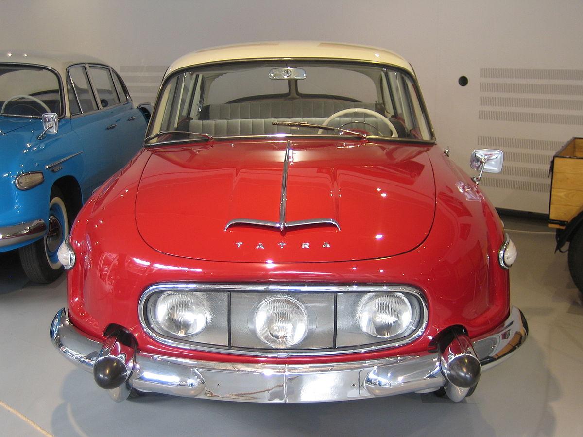 Tatra T603 II 1968 - 1975 Sedan #8