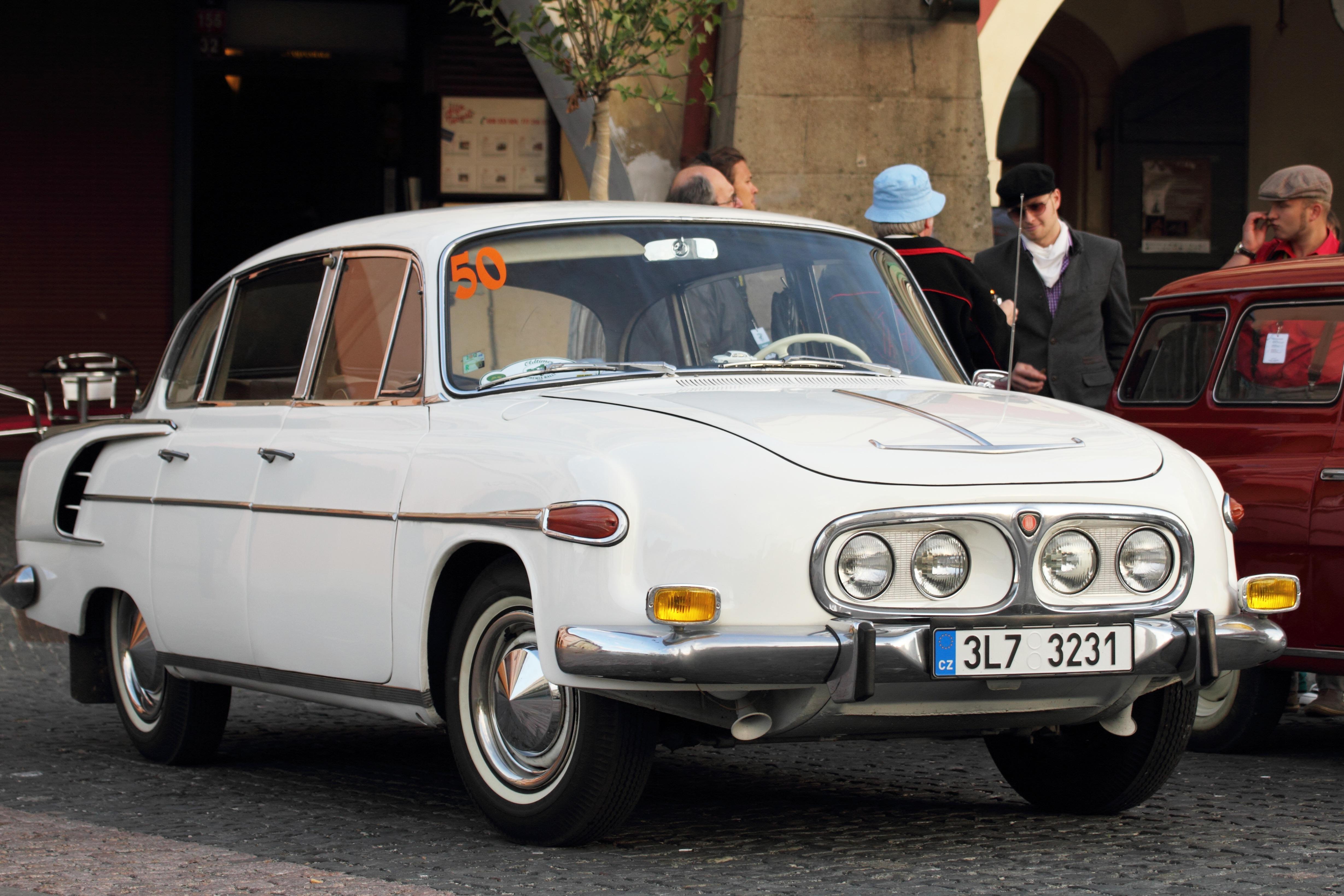 Tatra T603 II 1968 - 1975 Sedan #1