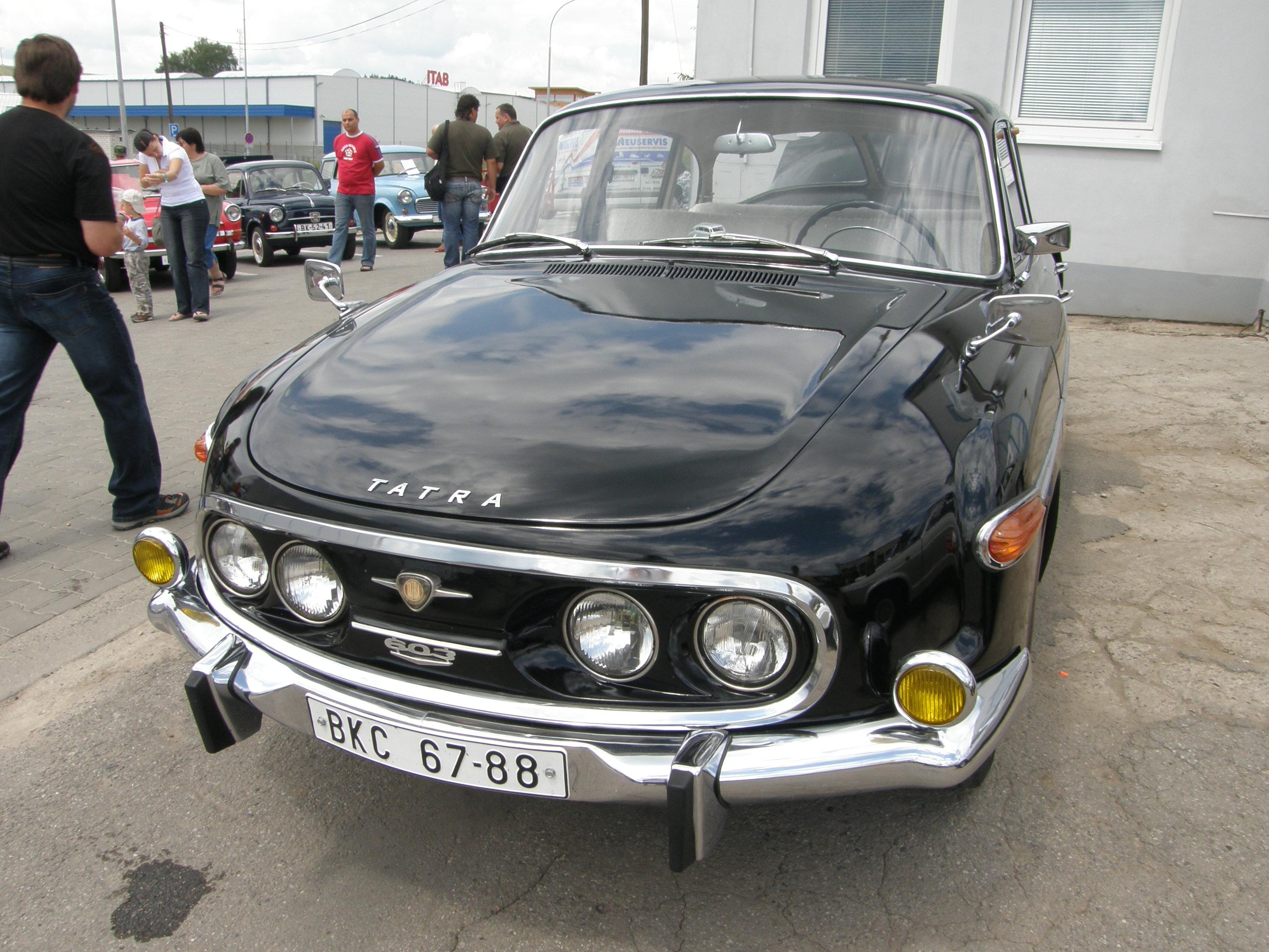 Tatra T603 II 1968 - 1975 Sedan #2