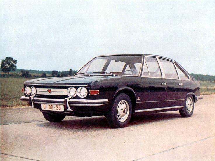 Tatra T613 1973 - 1996 Cabriolet #3