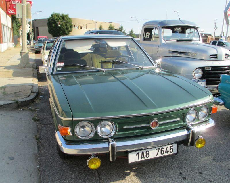 Tatra T613 1973 - 1996 Cabriolet #1