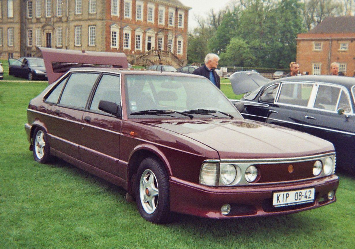 Tatra T613 1973 - 1996 Cabriolet #4
