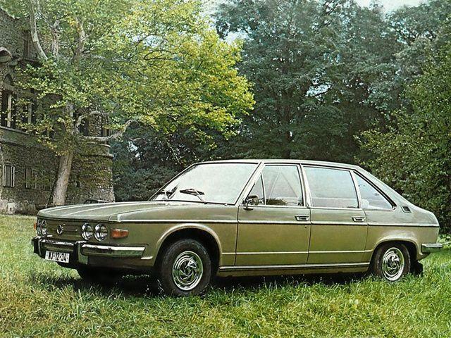 Tatra T613 1973 - 1996 Cabriolet #2