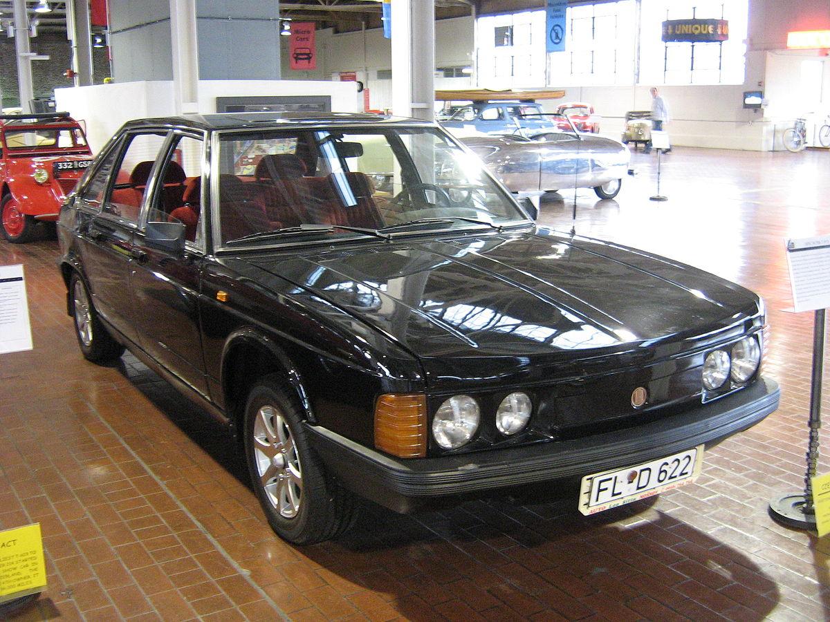 Tatra T613 1973 - 1996 Cabriolet #8