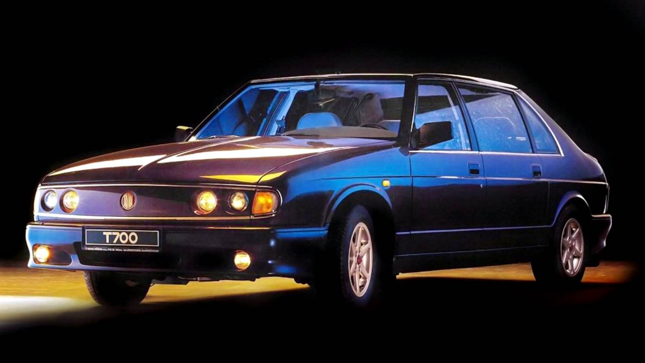 Tatra T700 1996 - 1999 Sedan #4