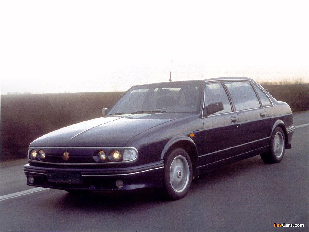 Tatra T700 1996 - 1999 Sedan #3