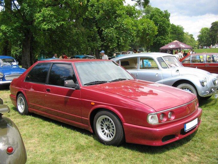 Tatra T700 1996 - 1999 Sedan #7
