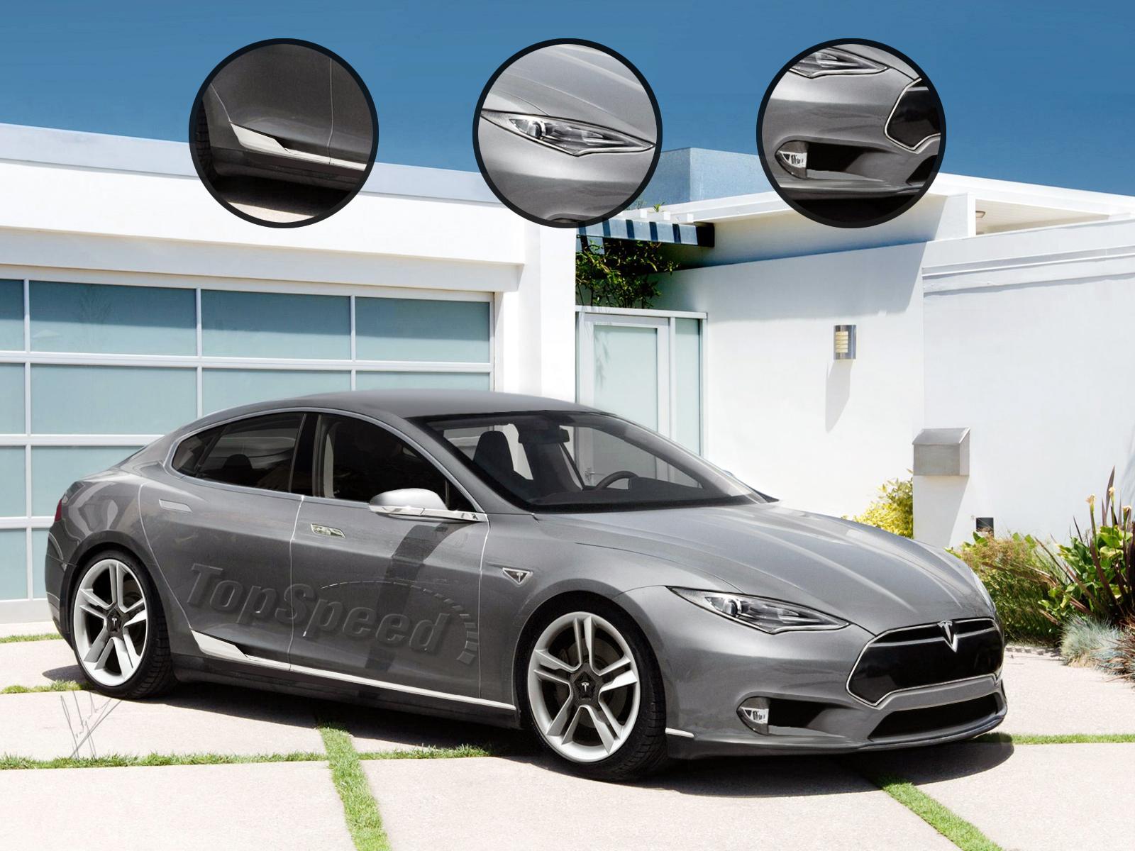 Tesla Model 3 I 2017 - now Liftback #2