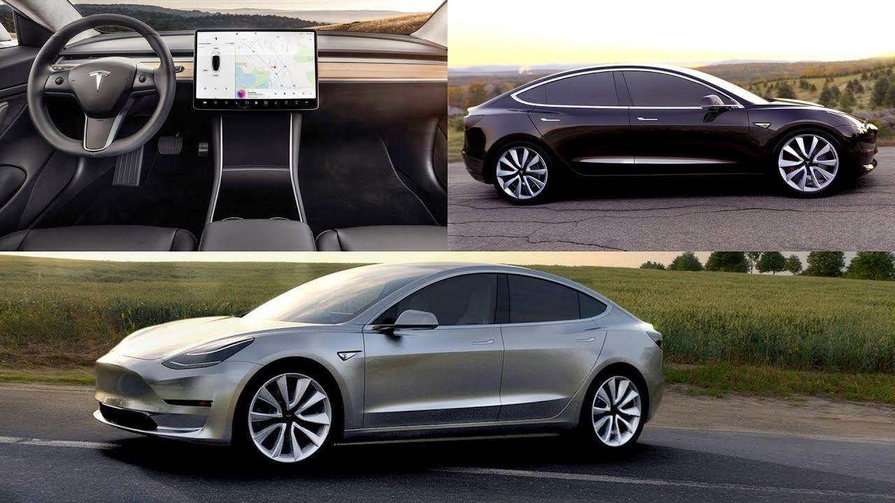 Tesla Model 3 I 2017 - now Liftback #4