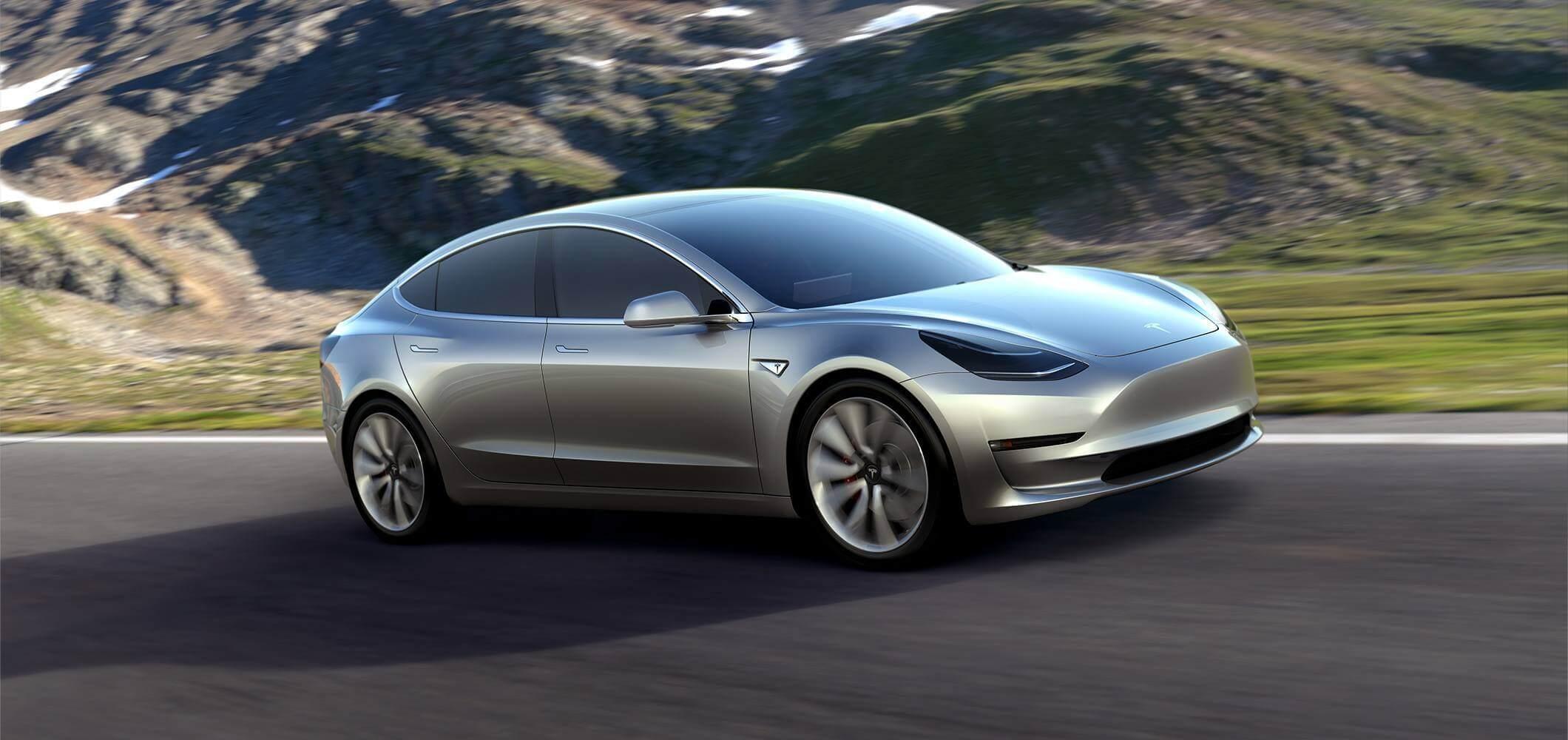 Tesla Model 3 I 2017 - now Liftback #3