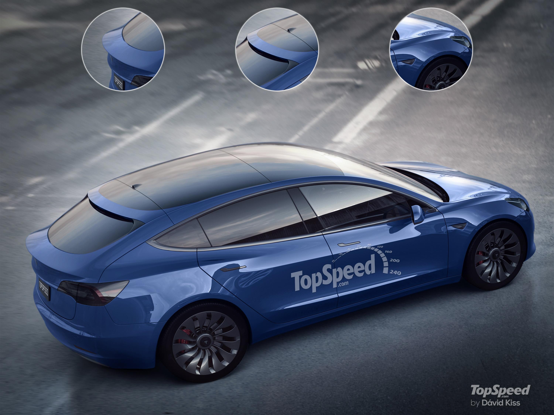Tesla Model 3 I 2017 - now Liftback #1