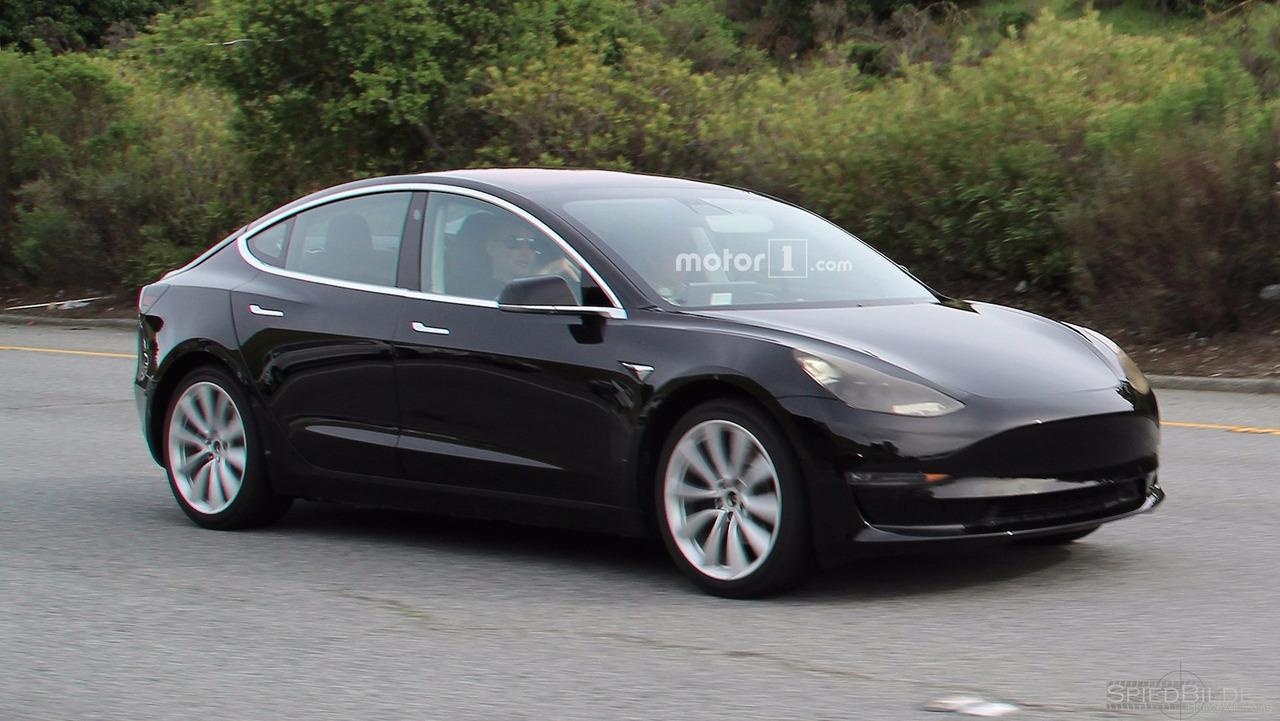 Tesla Model 3 I 2017 - now Liftback #5