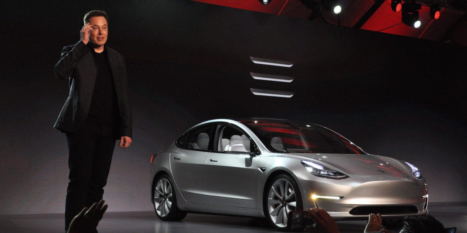 Tesla Model 3 I 2017 - now Liftback #7