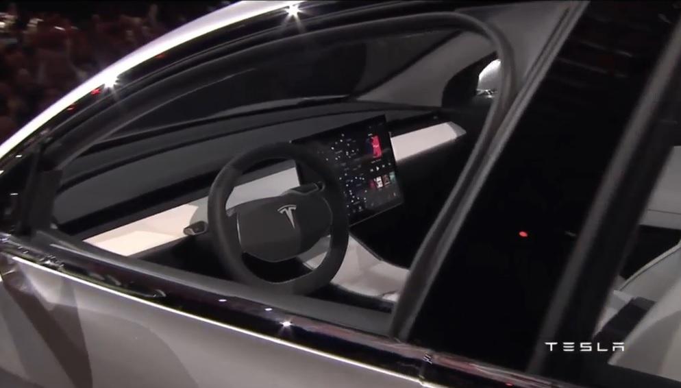 Tesla Model 3 I 2017 - now Liftback #8
