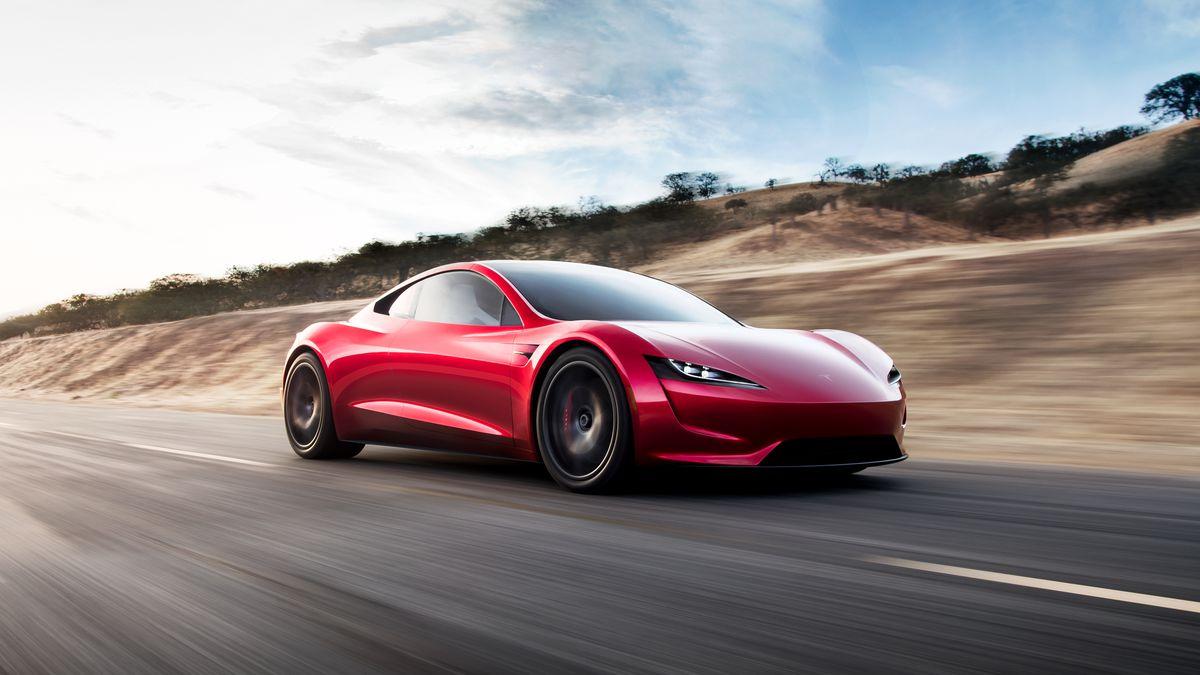 Tesla Roadster Concept 2017 - now Targa #8