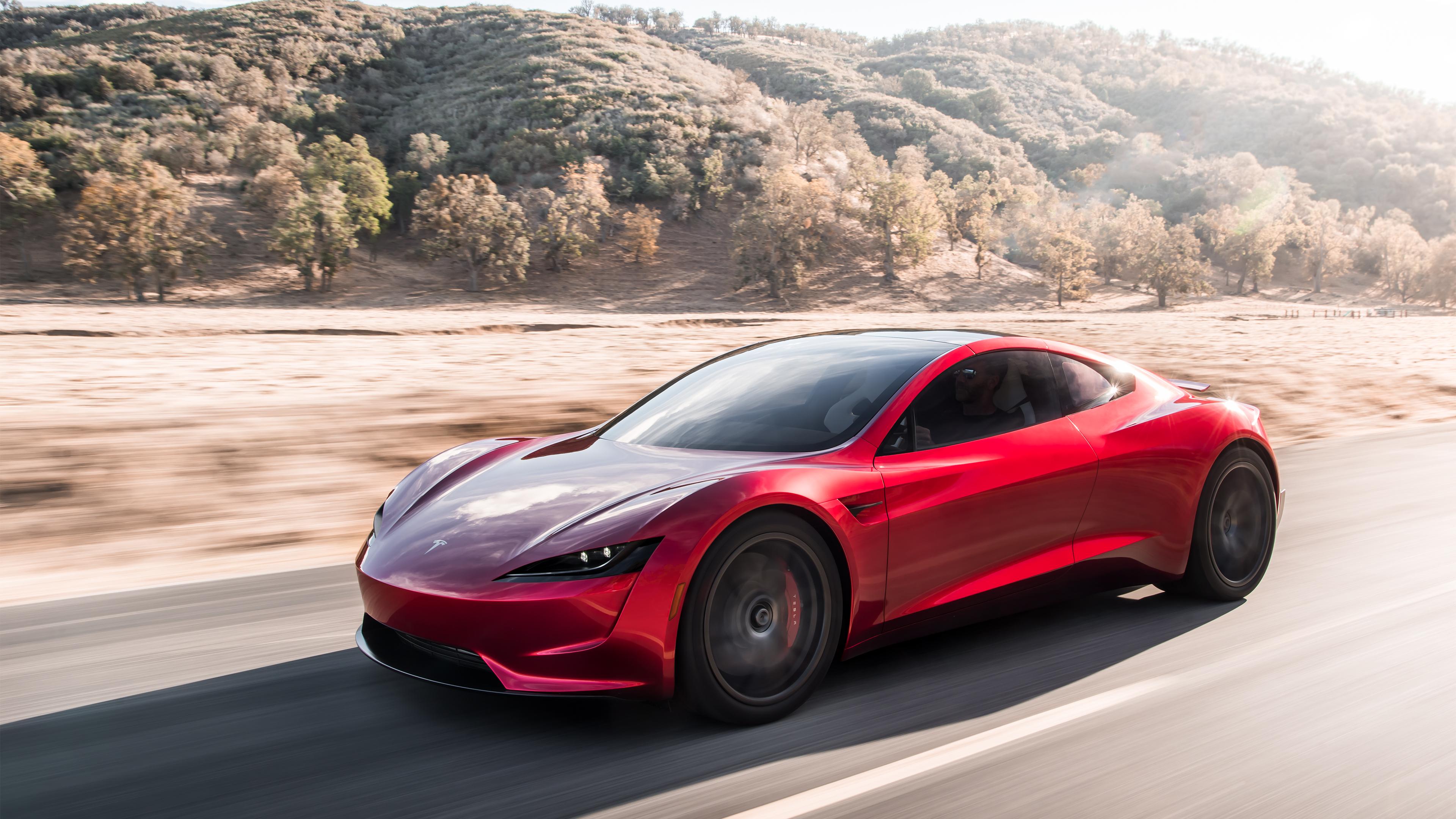 Tesla Roadster Concept 2017 - now Targa #4