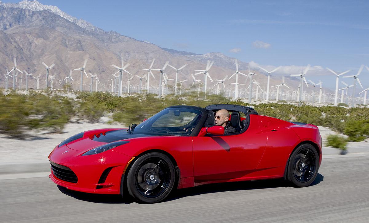 Tesla Roadster I 2008 - 2012 Roadster #4