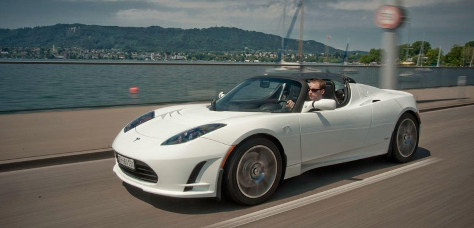 Tesla Roadster I 2008 - 2012 Roadster #1