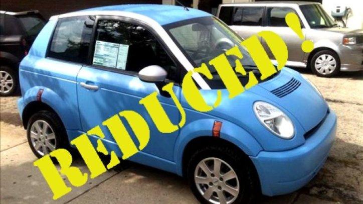 Think City 2008 - 2012 Hatchback 3 door #1