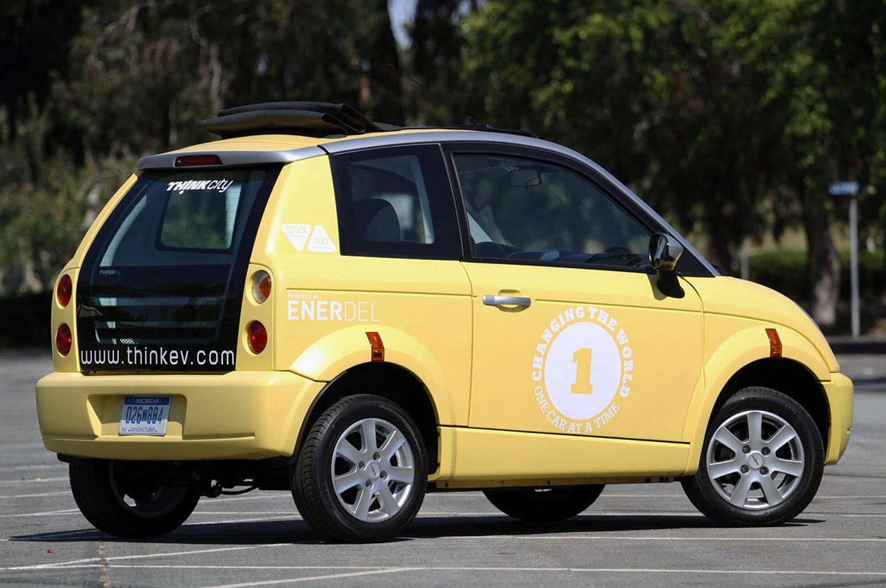 Think City 2008 - 2012 Hatchback 3 door #5