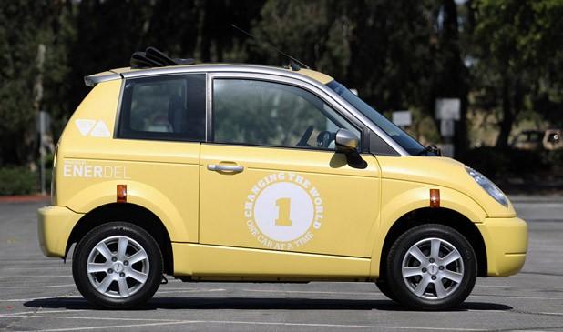 Think City 2008 - 2012 Hatchback 3 door #3